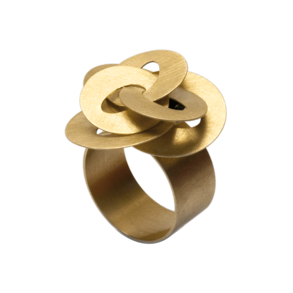 Barbara Schulte-Hengesbach Bloom Ring