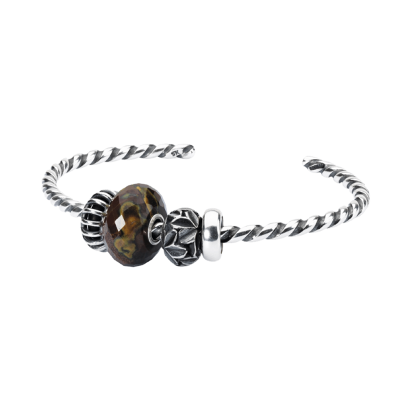 Trollbeads Armspange Lost in Thought Bangle