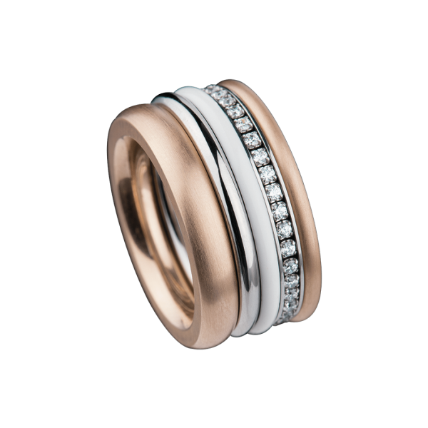 Ernstes Design Ringe Kollektion Edvita