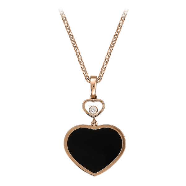 Chopard Happy Diamonds Anhänger Happy Hearts 797482-5201