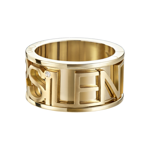 L'AMOTION Ring Sets Silent Power 5245633