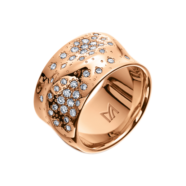 Meister Women's Collection Ring Sternenhimmel 118.4916.00