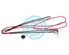 Winner's Choice Bowstring Recurve 8125 Speckled Red