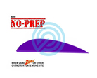 Flex-Fletch Vanes No Prep 200 Parabolic