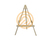 JVD Stand Wood 3-Leg Small for Target