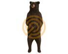 Delta McKenzie Target 3D Standing Black Bear