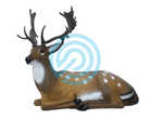 SRT Target 3D Bedded Fallow Deer
