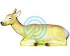 Eleven Target 3D Lying Deer