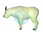Eleven Target 3D Mountain Goat with Insert