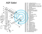 AGF Parts Safari