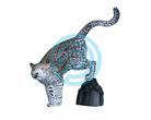 Rinehart Target 3D Leopard w/Rock