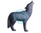Rinehart Target 3D Howling Wolf Grey