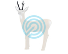 SRT Target 3D Roe Deer Horns