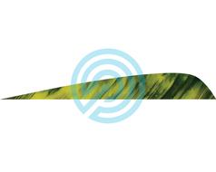"Gateway Feather 4"" Parabolic RW Camo Tre"