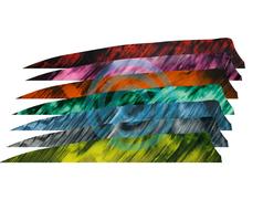 "Gateway Feather 3"" Parabolic RW Camo"