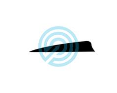 """Gateway Feather 3"""" Shield RW Barred"""