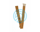 Strele Bow Cover Longbow Native American II Yellow