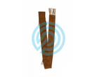 Strele Bow Cover Longbow Native American I Brown