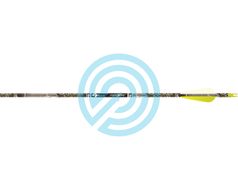 """Gold Tip Arrow Youth Lightning 28"""" with 2.5"""" Vanes"""