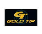 Gold Tip Color Banner 3ft x 6ft