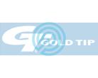 """Gold Tip Sticker 2"""" x 6.75"""""""