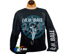 TRU Ball Shirt Long Sleeve Black