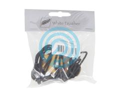 White Feather Stringer Dew