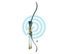 Sky Archery Fieldbow Take Down Spitfire Wood Riser