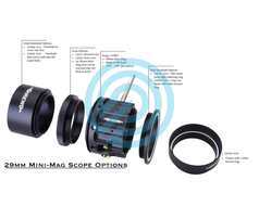 Shrewd Scope Mini Magnum 29 mm