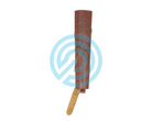 White Feather Back Quiver Mistral Brown