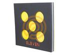 Eleven Larp Target 60 x 60 x 7cm 5 Holes 15cm