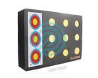 Eleven Plus Target 70 x 100 x 20cm + 12x 9.5cm