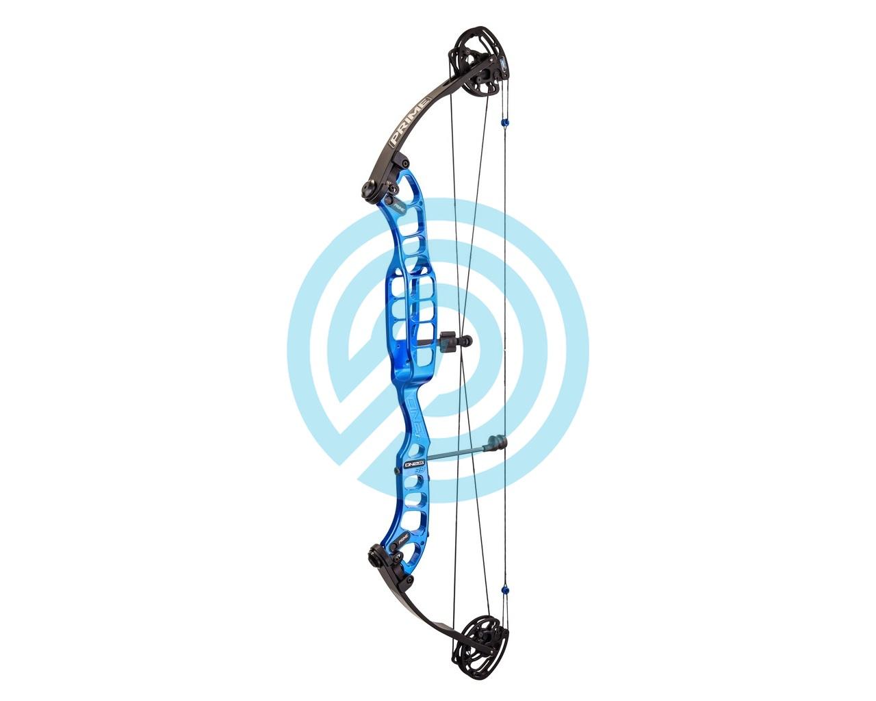 Prime Compound Bow One STX 39 V2 | 112838-1000 | JVD Archery