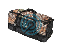 Hoyt Rolling Duffel Bag Dual Compartment