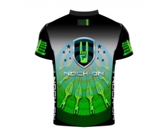 Nock On T-Shirt Short Sleeve Mens Shooter Jersey