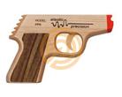 Elastic Precision Toy Gun PPK
