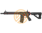 G&G AEG Rifle CM16 SRXL Red