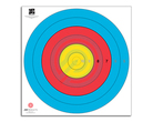 JVD Target Face Fita Waterproof 80cm Centre 6-Ring