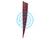 "Ozark Feathers Shield 4"""