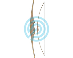 White Feather Longbow Osprey Black