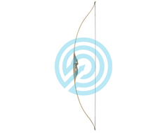 White Feather Longbow Petrel Clear 54""