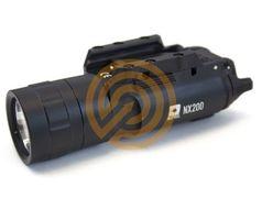 Nuprol Pistol Torch NX200