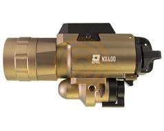 Nuprol Pro Pistol Torch & Laser NX400