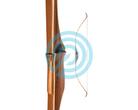 Bear Archery Longbow Static K-4 Bubinga