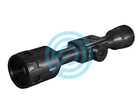 ATN Thermal Rifle Scope Mars4HD 640x480