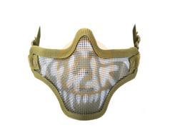Nuprol Mesh Lower Face Shield Skull