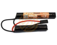 Nuprol Battery NiMH Nunchuck Type 1600mah