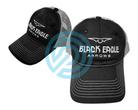 Black Eagle Snapback Hat