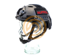 Nuprol Helmet Fast Railed