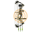 Hori-Zone Compound Bow Air Bourne Pkg Deluxe Camo